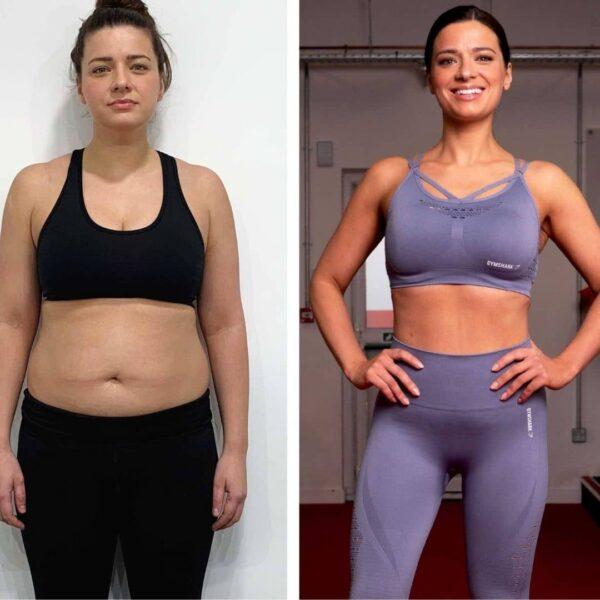 reto 30 dias abdomen mujer