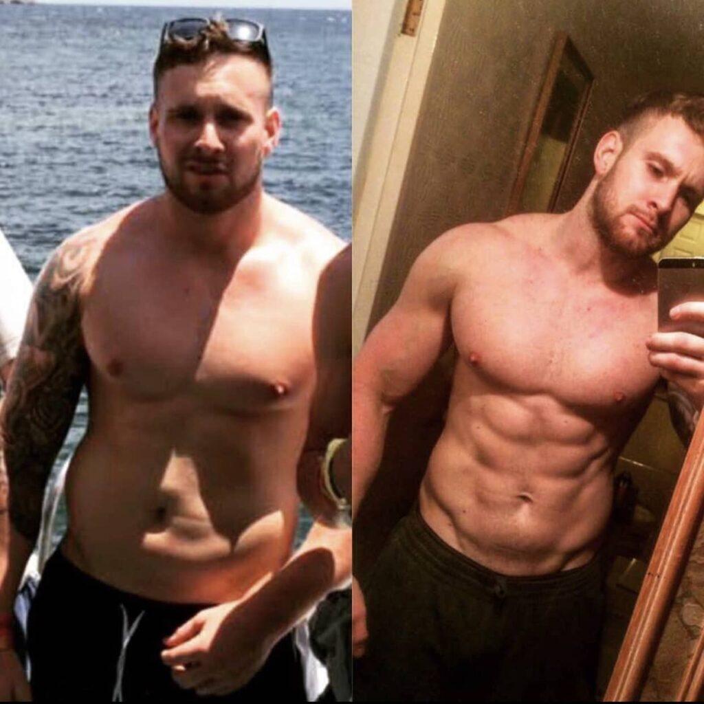 reto 30 dias abdomen plano hombres abs