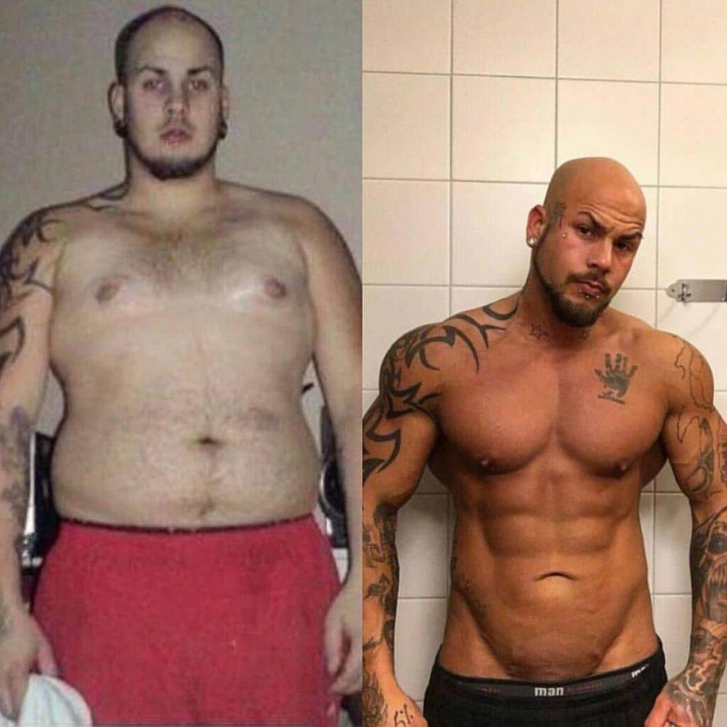 reto 30 dias baja de peso hombre